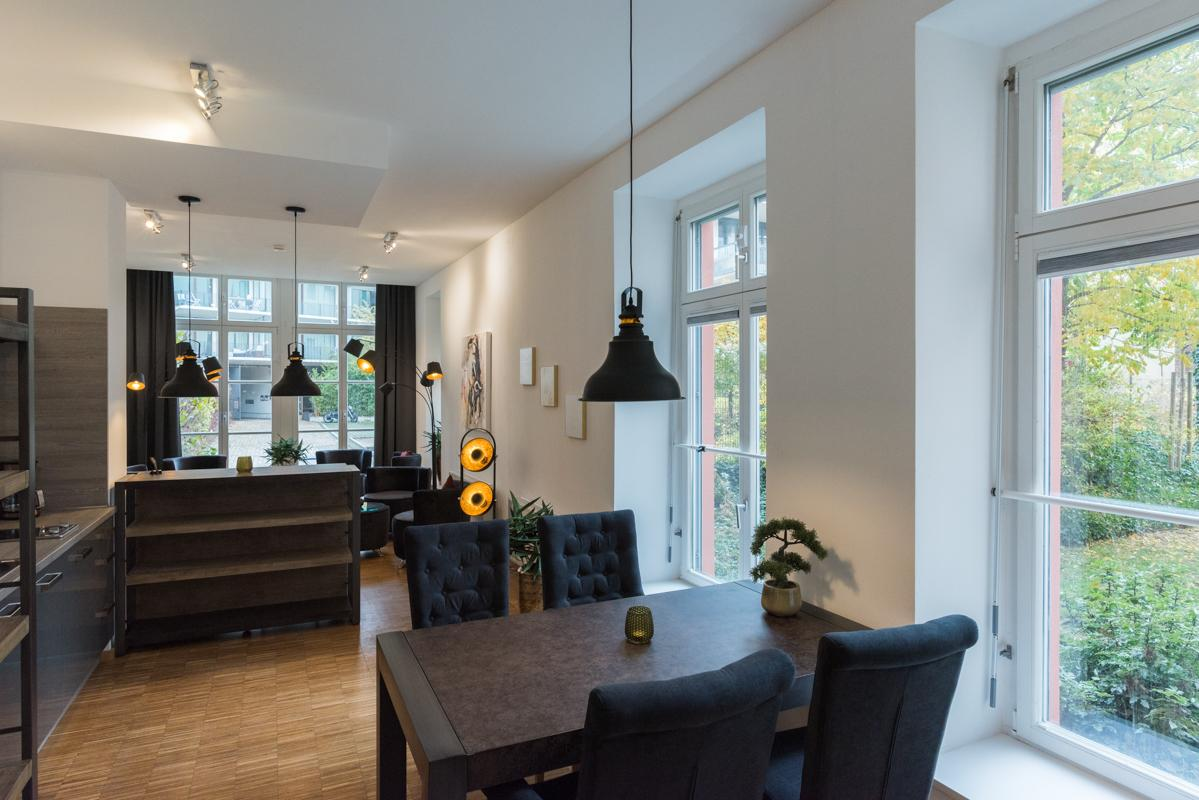 serviced apartments in k ln und berlin in top lage mieten. Black Bedroom Furniture Sets. Home Design Ideas